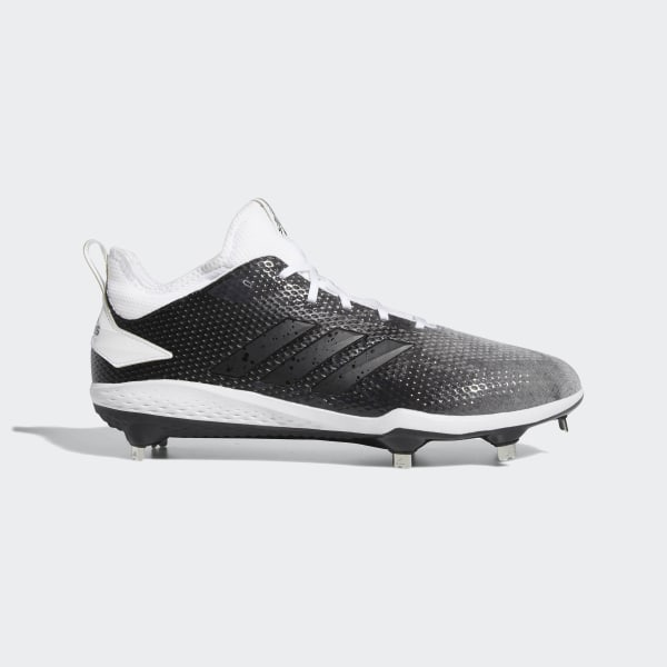 the latest 147ad fc8a4 Adizero Afterburner V Splash Cleats Cloud White  Core Black  Cloud White  B76035