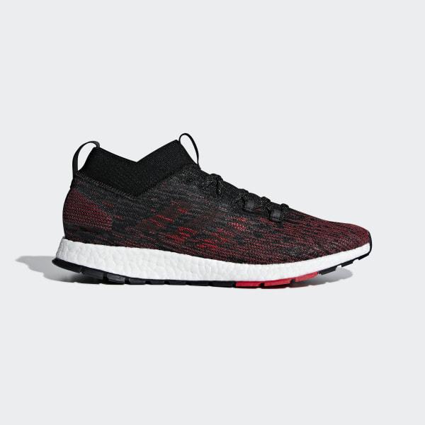1b635a213a0dc Pureboost RBL Shoes Core Black   Scarlet   Scarlet CM8309