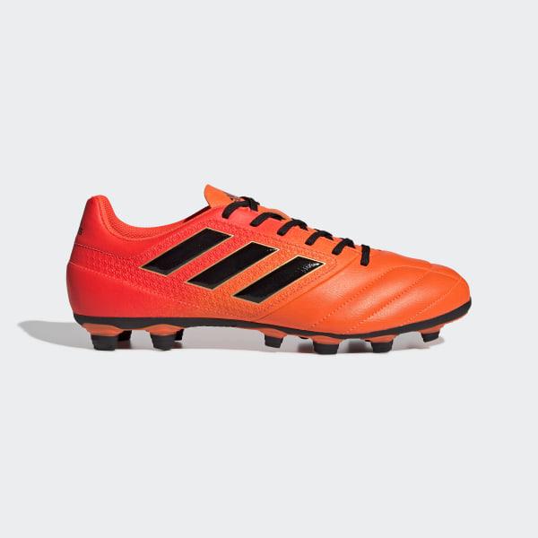 Calzado de Fútbol ACE 17.4 Terreno Flexible SOLAR ORANGE CORE BLACK SOLAR  RED S77094 3f7c703fbd2d2