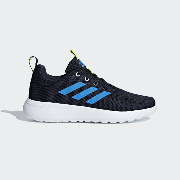 sneakers for cheap b6770 fdc72 Lite Racer CLN Schuh Legend Ink  Bright Blue  Shock Yellow BB7048