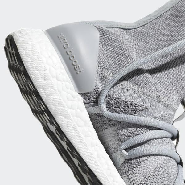 85eff99670607 Ultraboost X Mid Shoes Grey Stone Core White Eggshell Grey BB6269