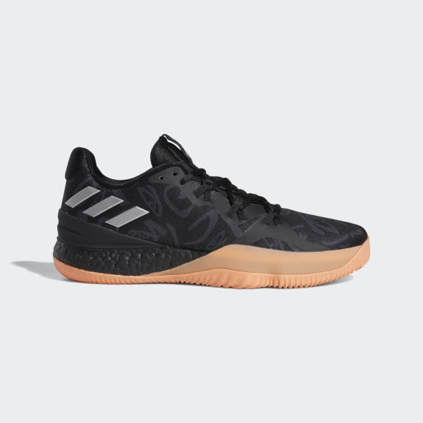 big sale 28e91 51e1d Crazy Light Boost 2018 Schuh Core Black  Core Black  Easy Orange CG7101