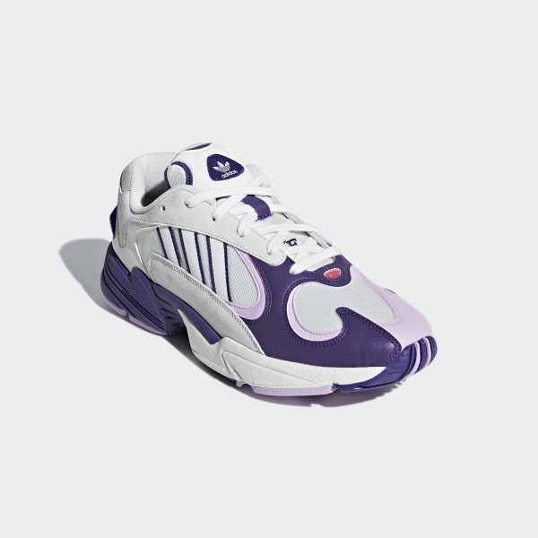 570d13c77fc8f Dragonball Z YUNG-1 Shoes Running White   Purple   Clear Lilac D97048