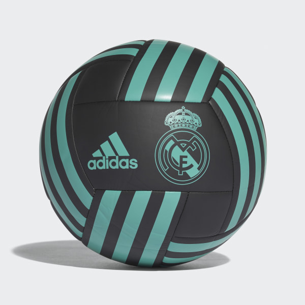 adidas Real Madrid Ball - Black  b40728b155d31