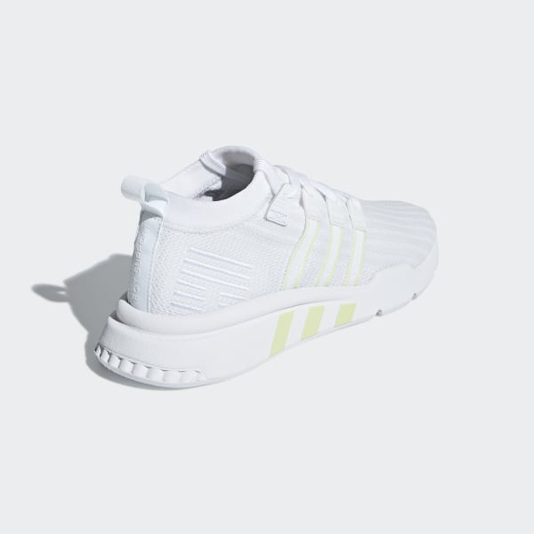 new photos e4e95 ff5bf EQT Support Mid ADV Primeknit Shoes Cloud White  Crystal White  Energy  Ink B37455