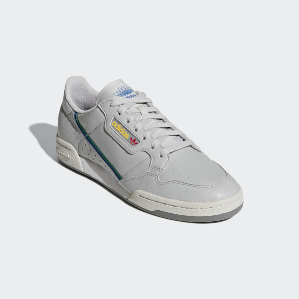 new products 3b9f0 76abf Continental 80 Shoes Grey Two   Grey One   Scarlet CG7128
