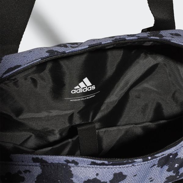 Training ID Graphic Tote Bag Grey   Black DX0035 0c6e6c5ce29
