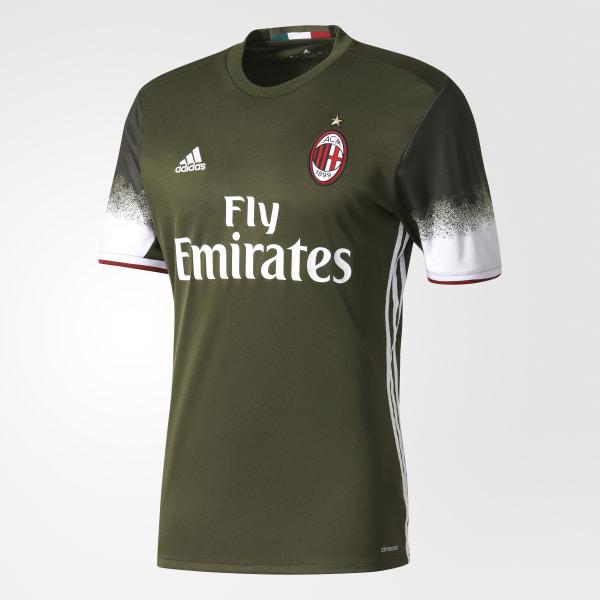 20b8e78f16d0c Camisa AC Milan 3 NIGHT CARGO WHITE S94100
