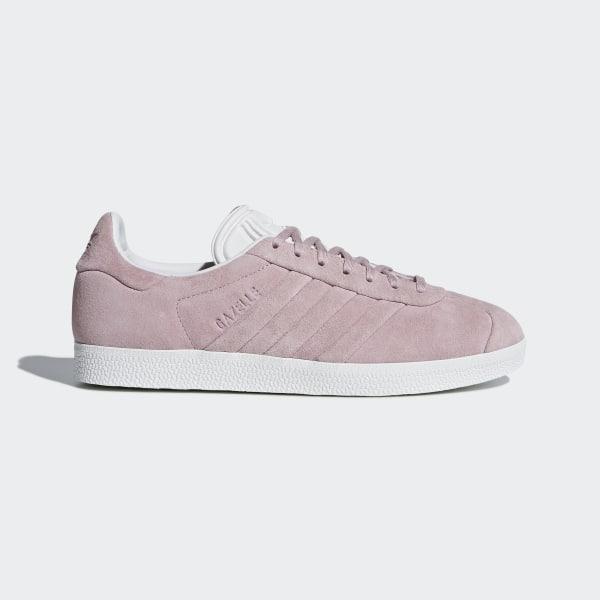 separation shoes 6c018 b6796 Sapatos Gazelle Stitch and Turn Wonder PinkWonder PinkFtwr White BB6708