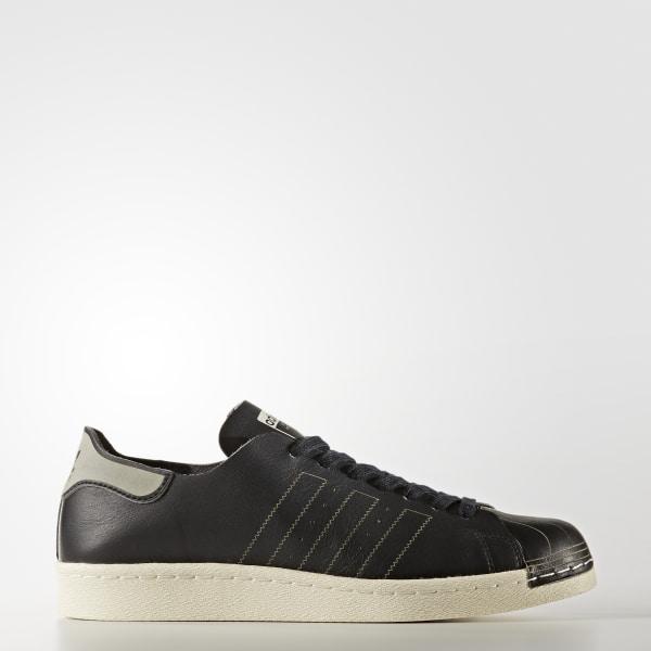 wholesale dealer 4d2b9 9980d Chaussure Superstar 80s Decon Core Black   Core Black   Vintage White BZ0110