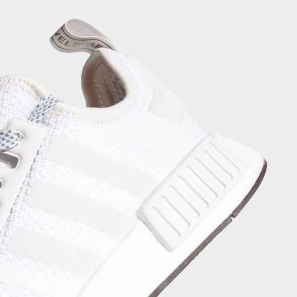 71310732b NMD R1 Shoes Cloud White   Orchid Tint   Night Red D97216