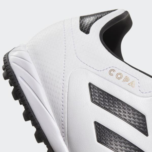 Botines de fútbol Copa Tango 18.3 Césped Artificial FTWR WHITE CORE BLACK TACTILE  GOLD d9fa95a905777