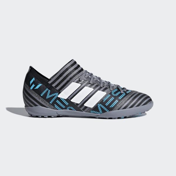 wholesale dealer 49528 fe3fd Zapatos de Fútbol Nemeziz Messi Tango 17.3 Césped Artificial GREY FTWR  WHITE CORE BLACK