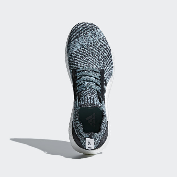 f1a52db0e77 Ultraboost X Parley Shoes Carbon   Carbon   Blue Spirit DB0641