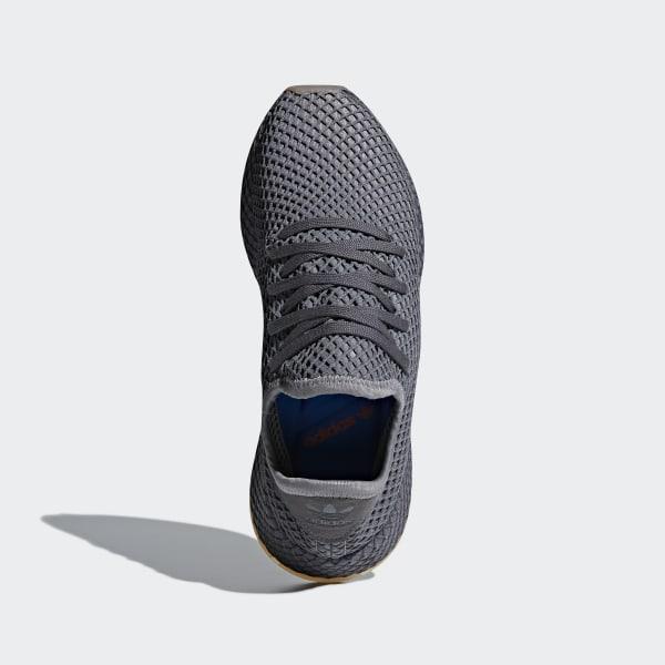 online retailer 0325c 5a2db Deerupt Runner Schoenen Grey ThreeGrey FourFtwr White CQ2627