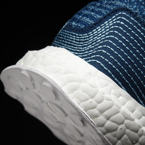 af34c80b249dc Ultraboost Parley Shoes Blue Night   Core Blue   Blue BB4762