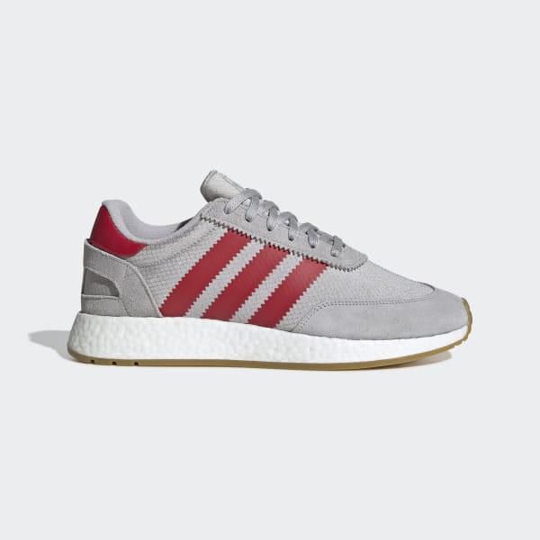 db276dc08d7f I-5923 Shoes Grey Two   Scarlet   Gum 3 BD7809
