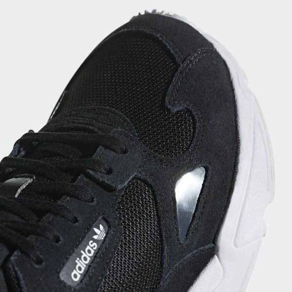 3a8acf5e13a297 Falcon Shoes Core Black   Core Black   Ftwr White B28129