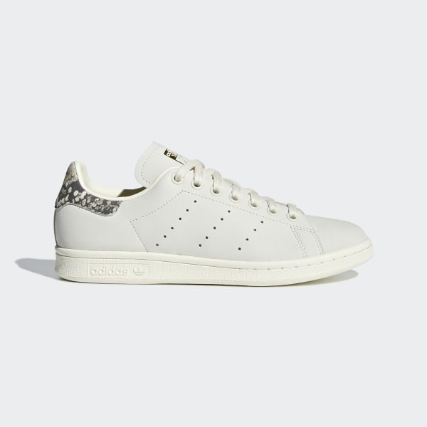 b444719b35c Sapatos Stan Smith Off White   Off White   Gold Met. F34304