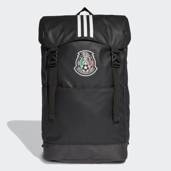 b03eef3d76ccc Mochila Selección de México black   white DQ1550