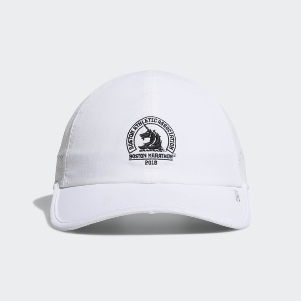 4973bd7b4d1 adidas Boston Marathon® Superlite Pro Hat - White