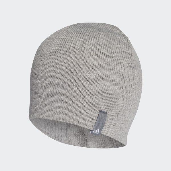 Gorro Performance Beanie MEDIUM GREY HEATHER VISTA GREY S15 WHITE AB0355 280213e0957