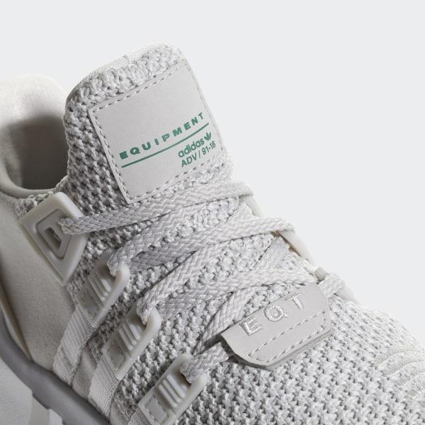 huge selection of 349ec ba211 EQT Bask ADV Shoes Grey OneGrey OneSub Green CQ2500