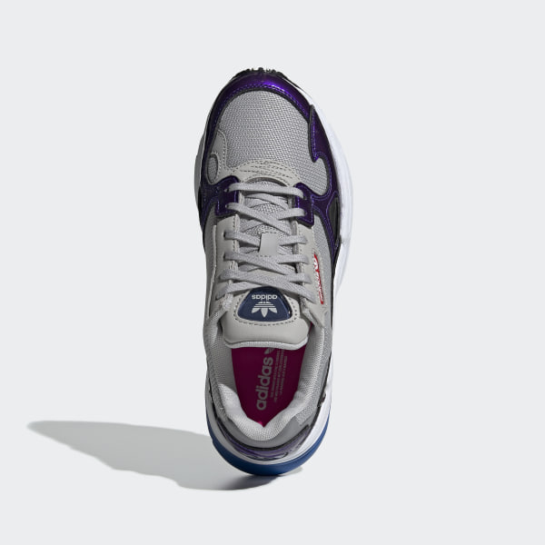 3452833c6ca Falcon Shoes Grey   Grey   Crystal White DB2689