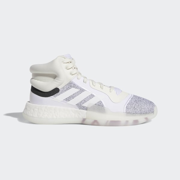 wholesale dealer 8fdc5 e793a Marquee Boost sko Off White  Ftwr White  Dgh Solid Grey G28978