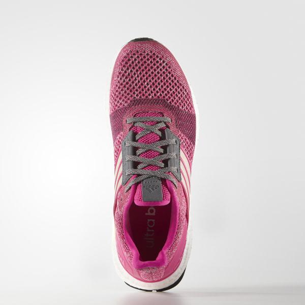 76466c201 ULTRABOOST ST Shoes Shock Pink   Halo Pink   Mineral Red AF6525