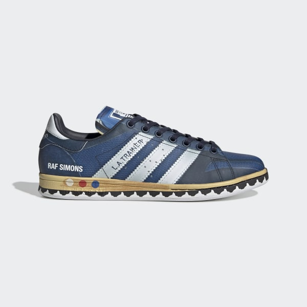 new concept 98e70 5f62a Scarpe RS LA Trainer Stan Smith Legend Ink   Silver Met.   Night Navy EE7951