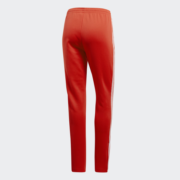 SST Track Pants Radiant Red CE2401 0ac17c8a638