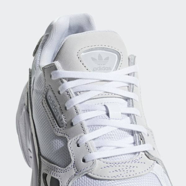 a5a3fd397c7c Falcon Shoes Ftwr White   Ftwr White   Crystal White B28128