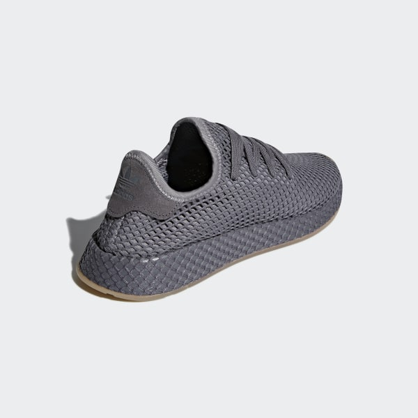 meet 1ebbf 800ef Deerupt Runner Shoes Grey Three  Grey Four  Cloud White CQ2627