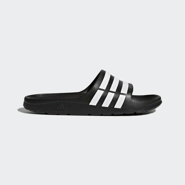 brand new ff175 a373d Duramo Slip-in sko Core BlackWhite G15890. Visa din stil. adidas