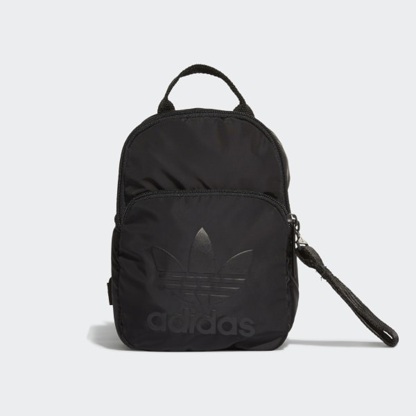 f5a43777a6 adidas Classic Mini Backpack - Black