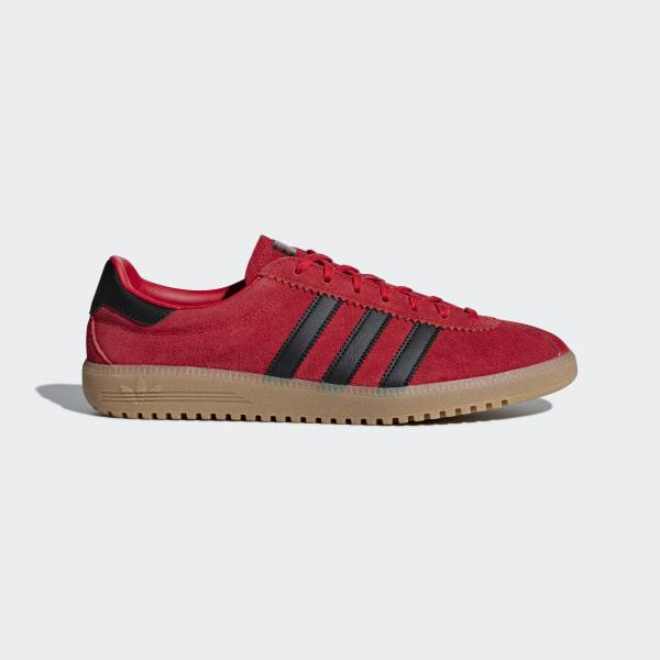 a21efb7d4f63fd adidas Bermuda Shoes - Red