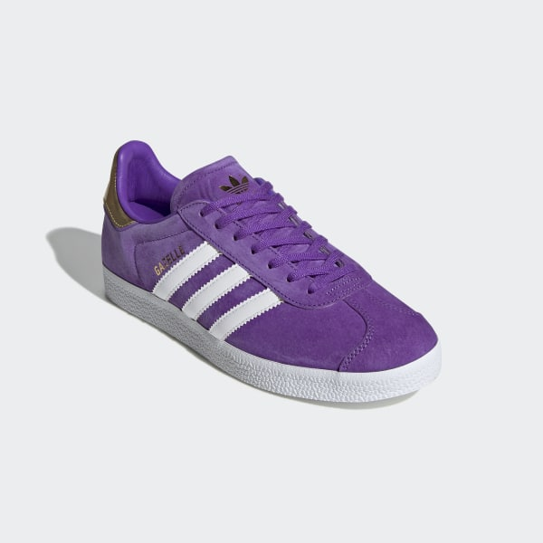 new arrivals 45c8a cfd3d Originals x TfL Gazelle Shoes Collegiate Purple  Ftwr White  Gold Met.  EE8109