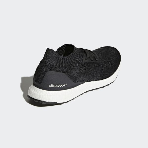 0b739d15bbcad Ultraboost Uncaged Shoes Carbon   Core Black   Grey Three DA9164