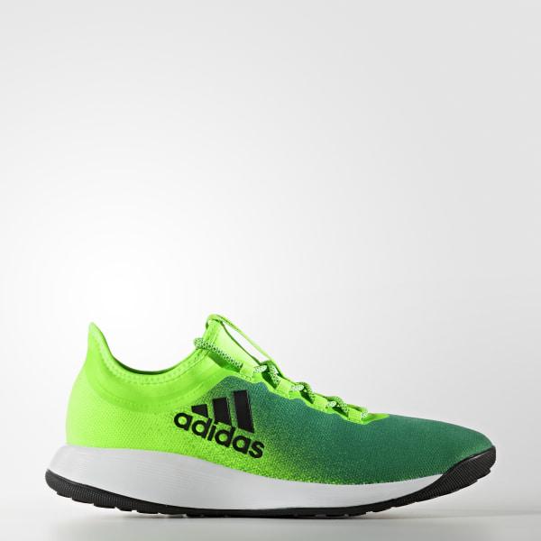 Zapatillas de fútbol X TANGO 16.2 SOLAR GREEN CORE BLACK CORE GREEN BB4751 6c2b8d96ab343
