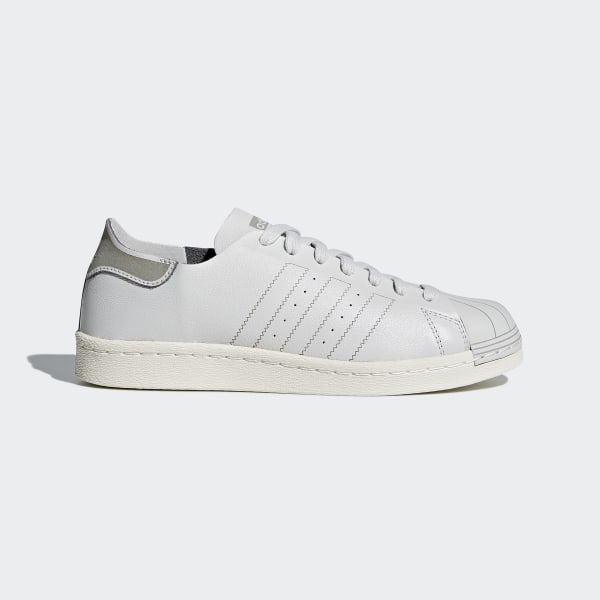 sports shoes 22c00 b536d Tenis Superstar 80s Decon GREY ONE F17 GREY ONE F17 OFF WHITE CQ2588
