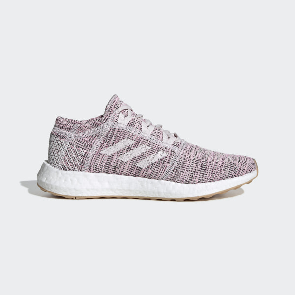58ea2df1c3490 Pureboost Go Shoes Orchid Tint   Cloud White   Raw White B75824