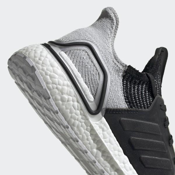 73e324c7867 Ultraboost 19 Shoes Core Black   Grey Six   Shock Cyan F35242