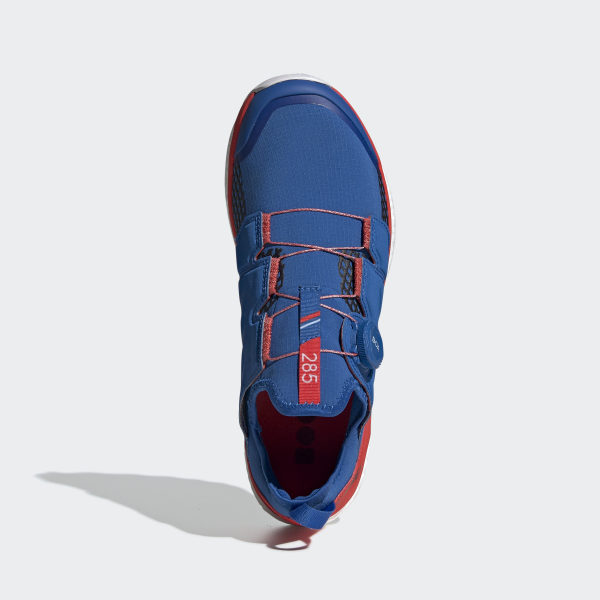 best sneakers 8009f 1842f Terrex Agravic Boa Shoes Blue Beauty   Core Black   Active Red BC0370