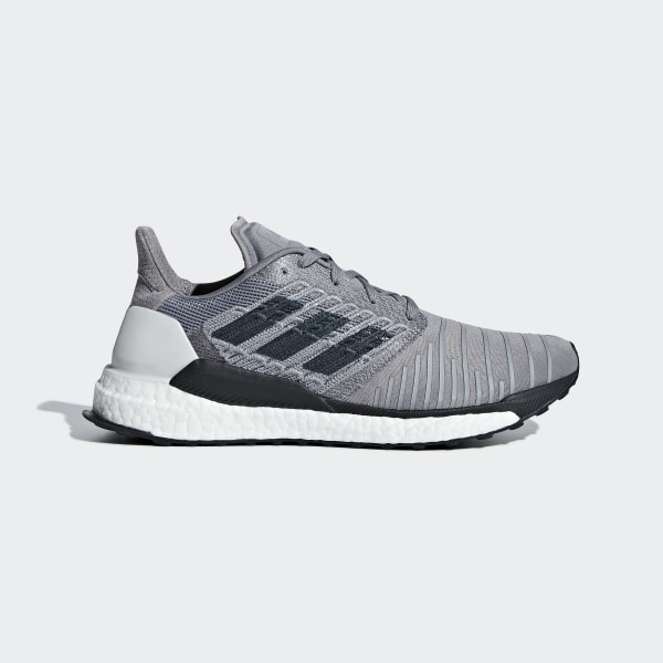 fef0c898581a6 SolarBoost Shoes Grey Three   Bold Onix   Grey One CQ3170