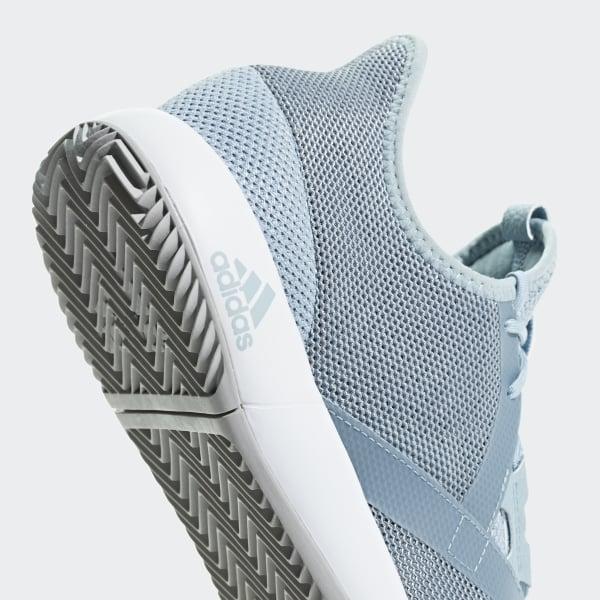f111763a3 adizero Defiant Bounce Shoes Ash Grey   Light Granite   Ftwr White CG6348