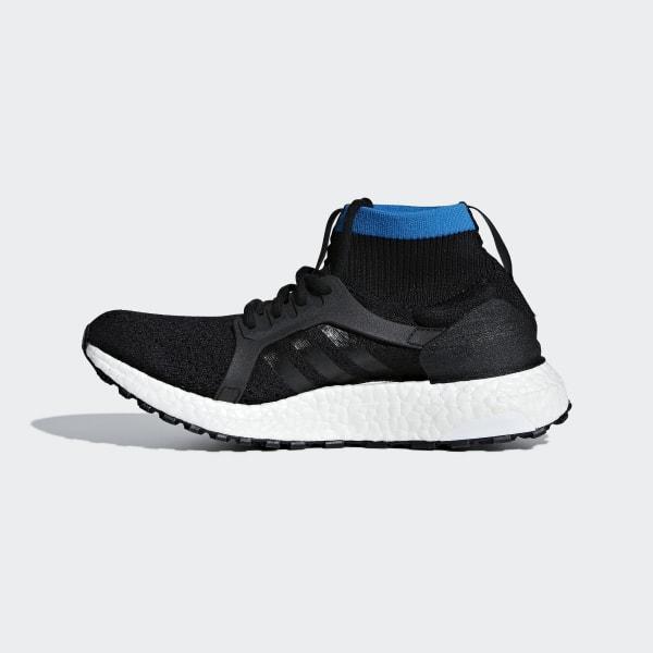 e2342efc5 Ultraboost X All Terrain Shoes core black   core black   bright blue BB6519