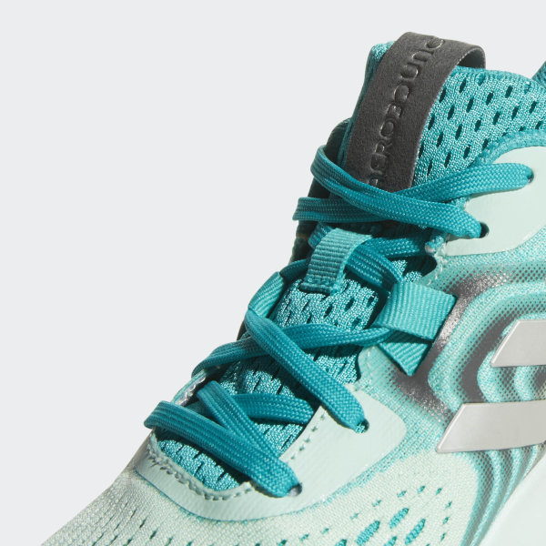 Aerobounce 2 Shoes Hi-Res Aqua   Silver Metallic   Clear Mint AQ0538 b0f0908e4