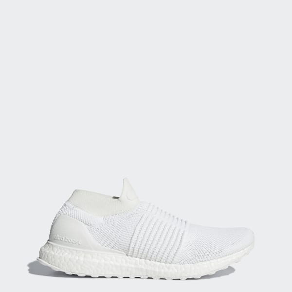66097b77c UltraBOOST Laceless Shoes Cloud White   Cloud White   Talc S80768