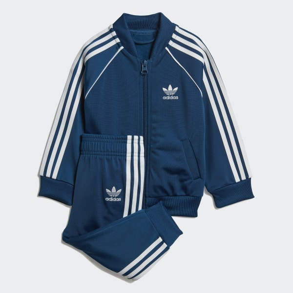 new arrival 55c02 c388c adidas SST Track Suit - Blue  adidas Canada